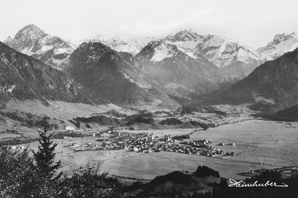 Oberstdorf anno 1910