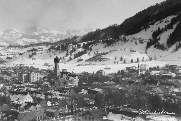 Immenstadt 1915