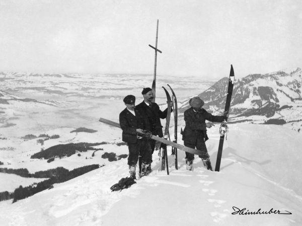Skitour am Sonnenkopf