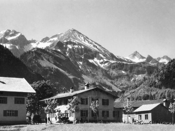 Birgsau 1910