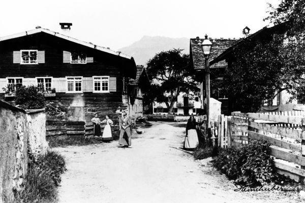 Heimathaus in der Oststraße