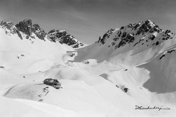 Skigebiet St. Anton, Ulmer Hütte
