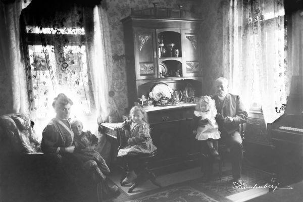 Familie Theodor Aufsberg