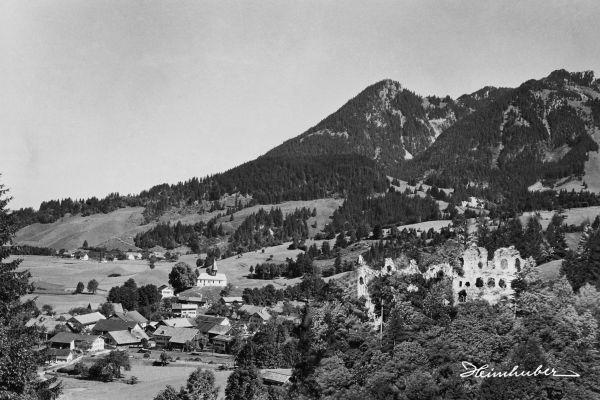 Burgruine Fluhenstein