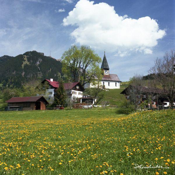 St. Leonhard Kapelle in Berghofen