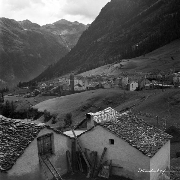 Simplon im Wallis 1939