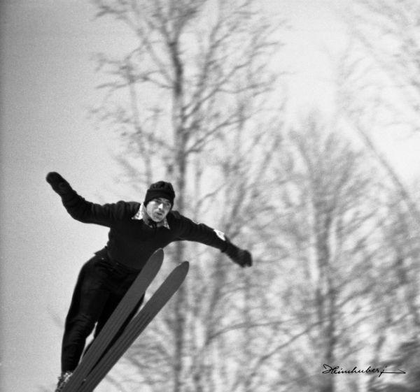 Skiflugtechnik 1951