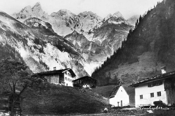 Ursprüngliches Einödsbach