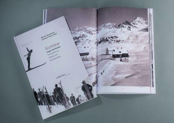 Bildband: Sichtbar - Eugen Heimhuber, Fotografien am Arlberg und Hochtannberg