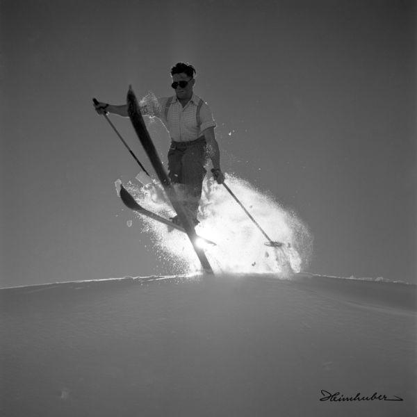Ski-Nostalgie
