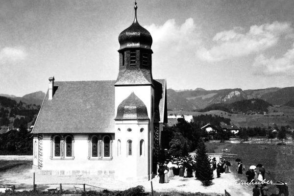 Evangelische Kirche Oberstdorf