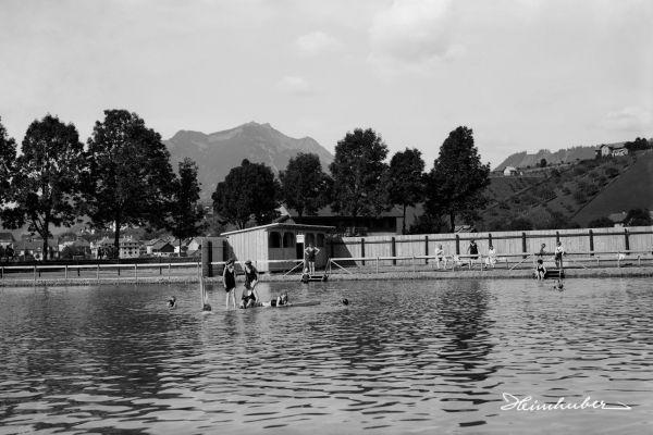 Badeanstalt Sonthofen 1925