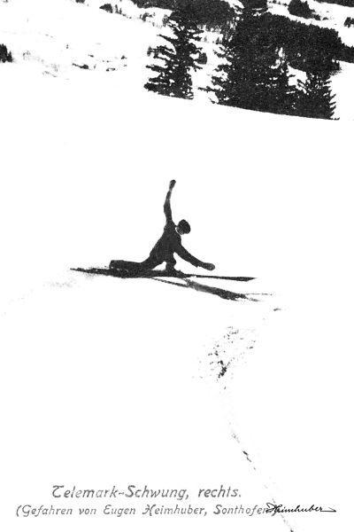 Telemark-Schwung