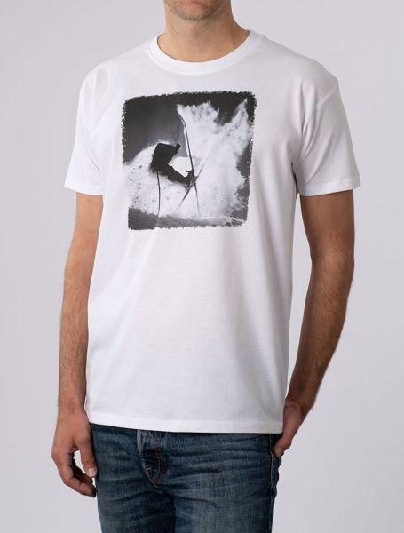Herren T-Shirt Skiakrobat