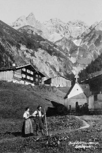 Bergführer Schraudolph