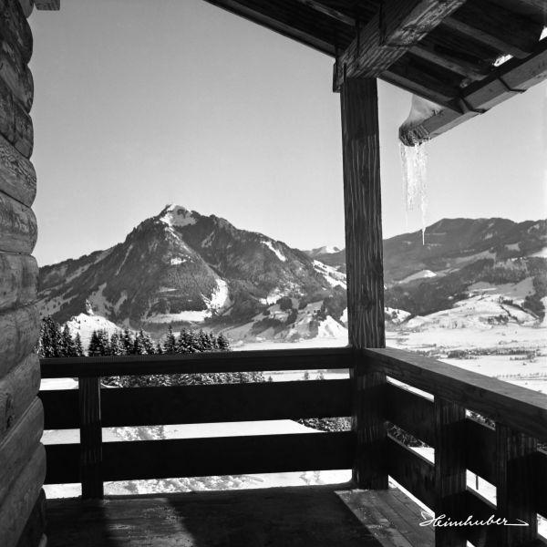 Blick vom Allgäuer Berghof