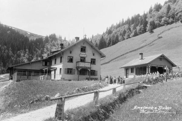 Almagamach im Sommer1905