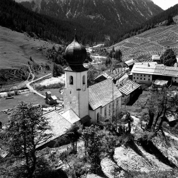St. Martin Kirche in Namlos