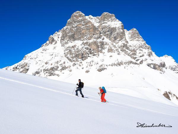 Skitour zum Widderstein