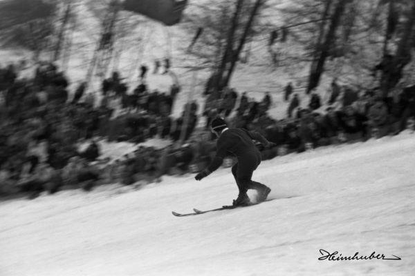 Sepp Weiler Landung