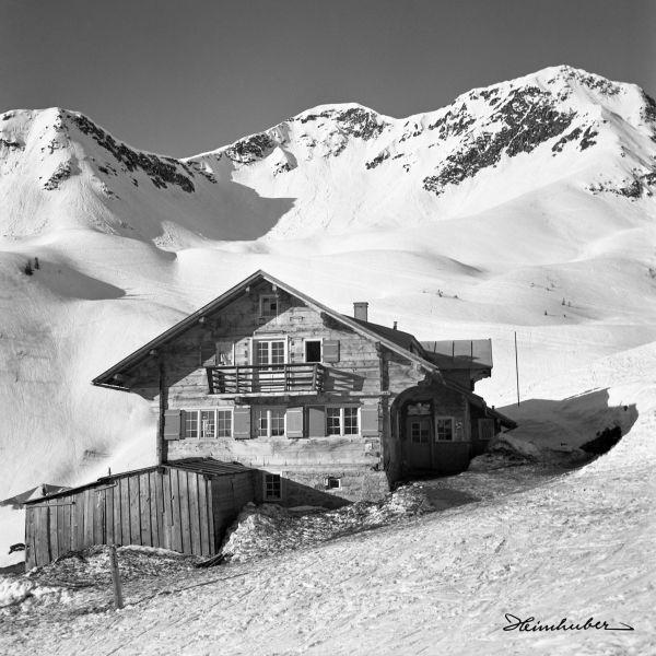 Schwarzwasserhütte II