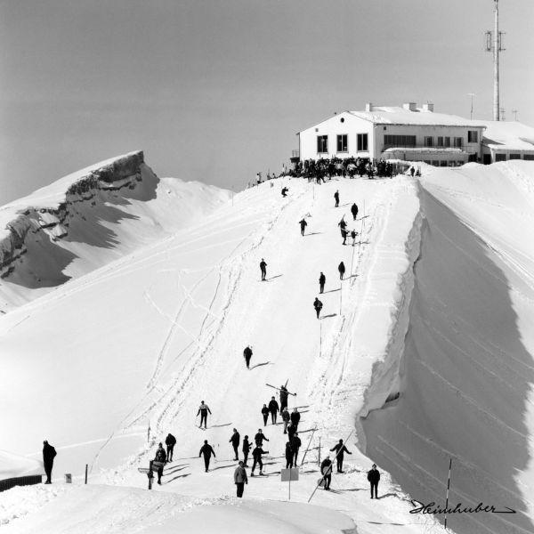 Bergstation Kanzelwand