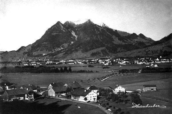Sonthofen mit Sigishofen