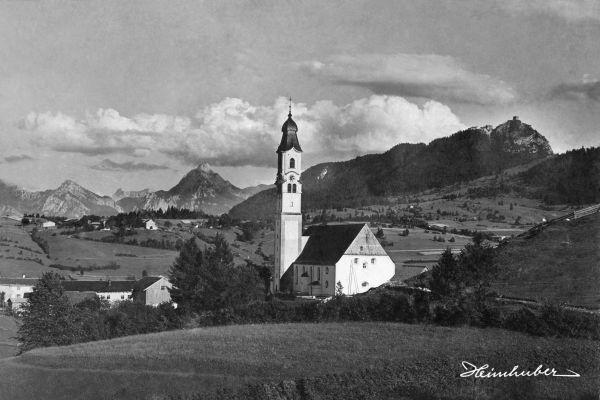 St. Nikolaus Kirche in Pfronten