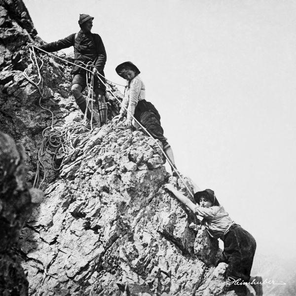 Kletterpartie