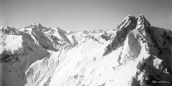 Allgäuer Alpen im Winter
