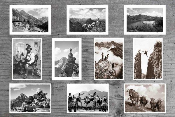Heimhuber Postkarten 10er-Set 1