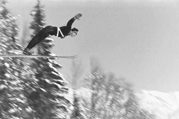 Toni Brutscher fliegt
