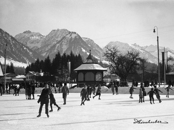 Eisplatz am Lindenacker