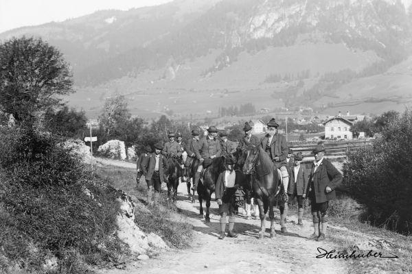 Hofjagd 1908