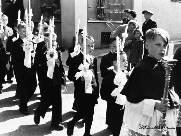 Weisser Sonntag 1957